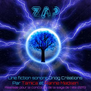 Pochette de la saga ZAP